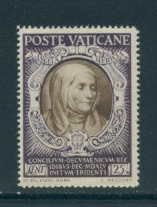 Vatican City 111  MNH