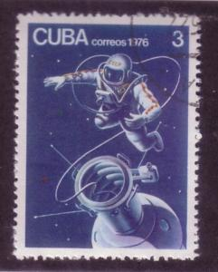 Cuba Sc. # 2052 CTO Space