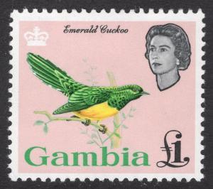 GAMBIA SCOTT 187