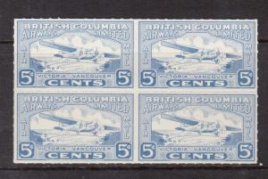 Canada #CL44a XF/NH Variety Block