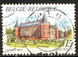 Belgium; 1992: Sc. # 1458: O/Used Single Stamp