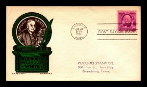 SC# 960 FDC / Staehle Cachet Craft / Addressed - L13457