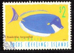 Cocos Islands Scott 315 Used.