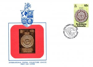 Solomon Islands, Worldwide First Day Cover