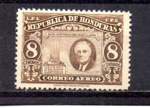 Honduras C158 MH