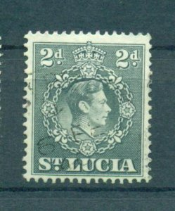 St. Lucia sc# 114 (1) used cat value $.25