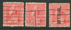 New Zealand  SG 468  Used unchecked