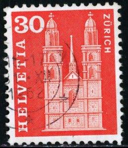 SWITZERLAND #387, USED - 1960 - SWIT104