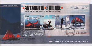 British Antarctic Territory Scott 431 Unaddressed.