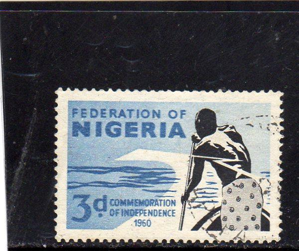 Nigeria Commemoration of Independence used