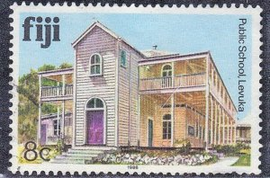 FIJI  SC# 413A **USED** 8c  1986-91      SEE SCAN