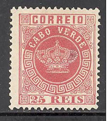 Cape Verde 4 mint - no gum SCV $ 1.40