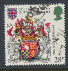 Great Britain SG 1238 - Used - College of Arms