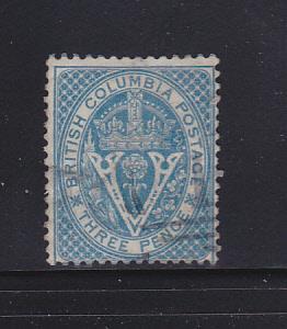 British Columbia 7 U Seal Of British Columbia (B)