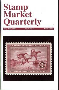 Stamp Market Quarterly, SMQ V4N3