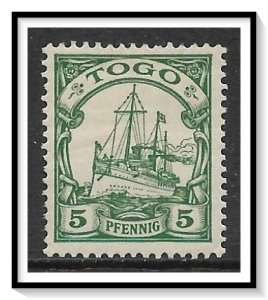 Togo #8 Kaiser's Yacht Hohenzollern MHR