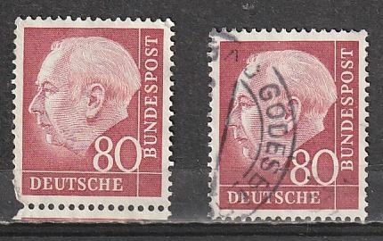 #717 Germany Mint NG & Used