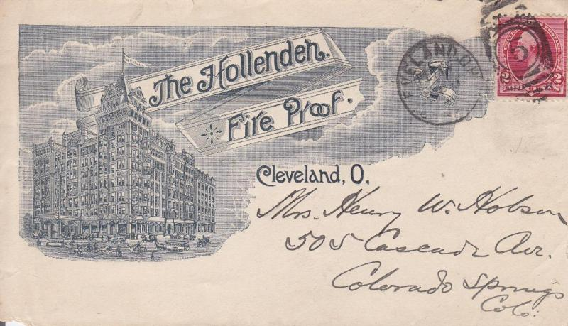 The Hollenden Hotel, Cleveland, OH, See Remark (21419)
