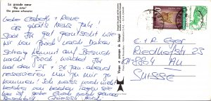 Ivory Coast, Picture Postcards