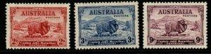 AUSTRALIA SG150/2(Ex.150a) 1934 MACARTHUR MNH