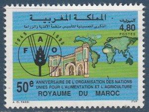 Maroc    799   (U)    1995