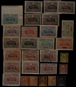 Obock 28 mint/used values