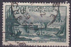 France #347 F-VF UsedCV $19.00 (Z3179)