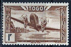Togo ~ Scott # C7 ~ MNH