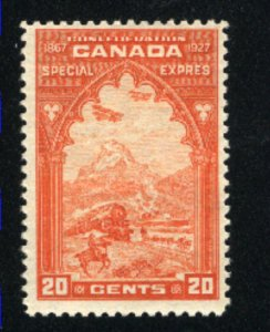 Canada #E3   Mint NH F   1927 PD