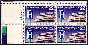 2210 Mint,OG,NH... Plate Block of 4... SCV $2.00