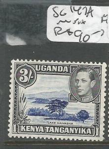 Kenya Uganda & Tanganyika SG 147a MNH (5eag)