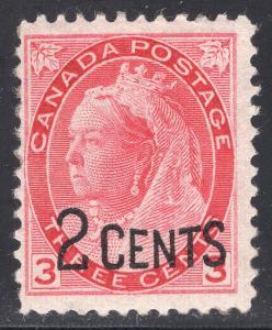 CANADA SCOTT 88