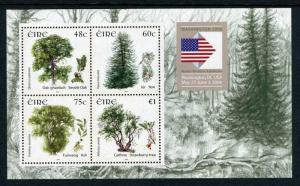 Ireland 1659b, MNH,  Plants Trees 2006 overprinted. x27128