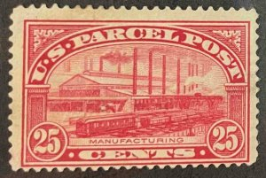 US Stamps #Q9 Used Parcel Post #Q9A141