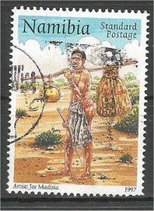 NAMIBIA, 1997, used Std, World Post. Scott 848