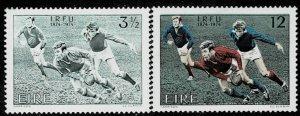 Ireland 1974 Cent of Irish Rugby MH