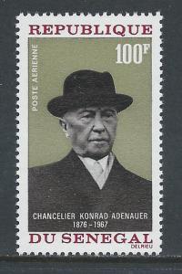 Senegal #C61 NH Adenauer