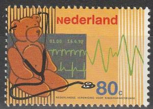 Netherlands #815 MNH