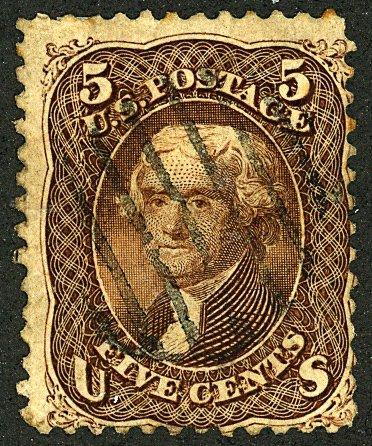 U.S. #76 Used