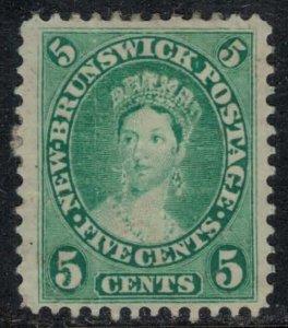 New Brunswick #8*  CV $27.50  no gum
