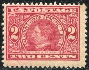 370 2c Alaska-Yukon-Pacific Mint H OG