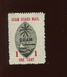 Guam M3  Unused   Stamp   (Stock Bx 1068)