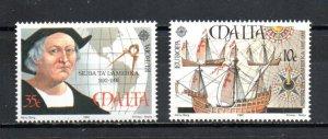 Malta 797-798 MNH