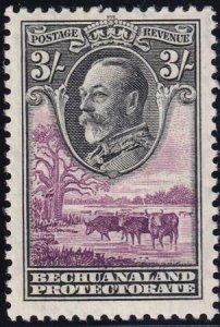 Bechuanaland 1932 SC 114 MLH