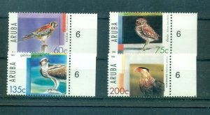 Aruba - Sc# 268-71. 2005 Birds. MNH $8.75.