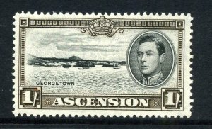 Ascension 1938 KGVI 1 Perf 13½ Sg 44 Mint