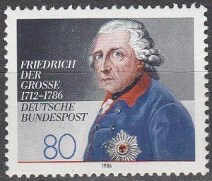Germany #1469   MNH  CV $2.75  (S7796)