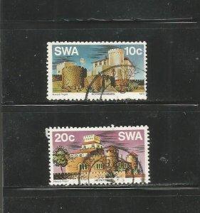 #388 & #390 Schloss Duwisib