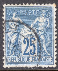 FRANCE SCOTT 81A