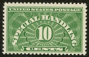 US Scott #QE1 Mint-FVF; Never Hinged